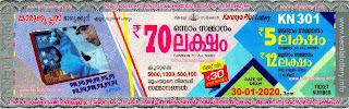 """KeralaLottery.info, """"kerala lottery result 30 1 2020 karunya plus kn 301"""", karunya plus today result : 30-1-2020 karunya plus lottery kn-301, kerala lottery result 30-1-2020, karunya plus lottery results, kerala lottery result today karunya plus, karunya plus lottery result, kerala lottery result karunya plus today, kerala lottery karunya plus today result, karunya plus kerala lottery result, karunya plus lottery kn.301 results 30/01/2020, karunya plus lottery kn 301, live karunya plus lottery kn-301, karunya plus lottery, kerala lottery today result karunya plus, karunya plus lottery (kn-301) 30/01/2020, today karunya plus lottery result, karunya plus lottery today result, karunya plus lottery results today, today kerala lottery result karunya plus, kerala lottery results today karunya plus 30 01 20, karunya plus lottery today, today lottery result karunya plus 30.1.20, karunya plus lottery result today 30.1.2020, kerala lottery result live, kerala lottery bumper result, kerala lottery result yesterday, kerala lottery result today, kerala online lottery results, kerala lottery draw, kerala lottery results, kerala state lottery today, kerala lottare, kerala lottery result, lottery today, kerala lottery today draw result, kerala lottery online purchase, kerala lottery, kl result,  yesterday lottery results, lotteries results, keralalotteries, kerala lottery, keralalotteryresult, kerala lottery result, kerala lottery result live, kerala lottery today, kerala lottery result today, kerala lottery results today, today kerala lottery result, kerala lottery ticket pictures, kerala samsthana bhagyakuri"""