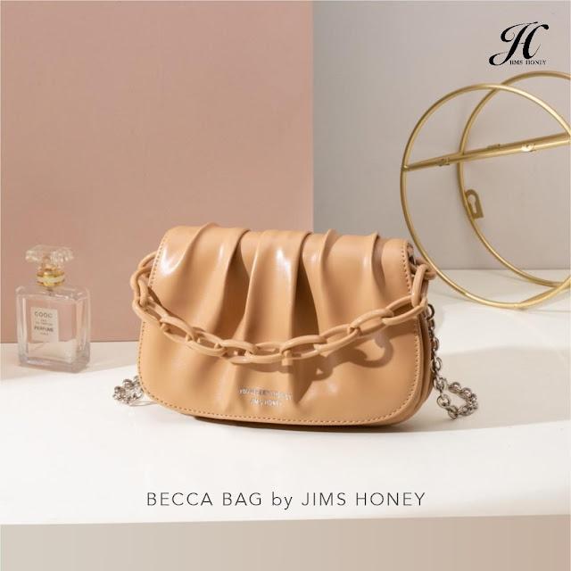 JIMS HONEY BECCA BAG
