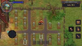simulador de gerenciamento de cemitérios medievais