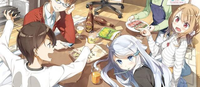 Download OST Opening Ending Anime Imoto sae Ireba Ii. Full Version