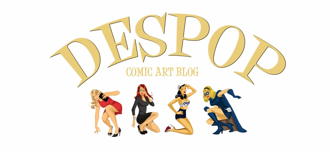DESPOP ART & COMICS