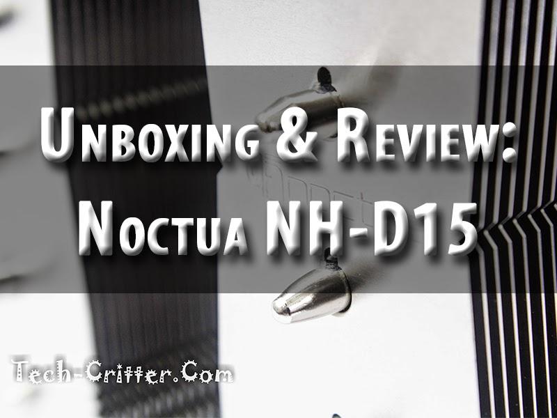Unboxing & Review: Noctua NH-D15 81