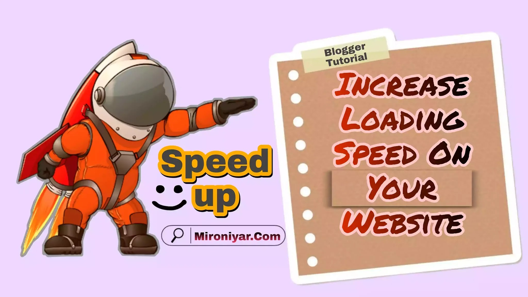 How To Increase Loading Speed On Your Blogger Website