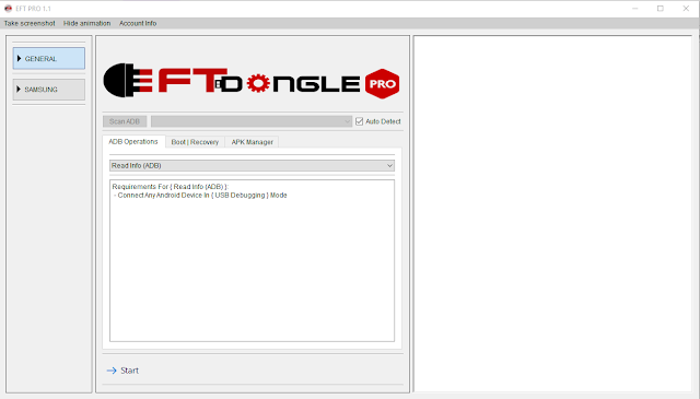 EFT Dongle Pro v1.1 New Update 20/08/2019
