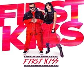 First Kiss Lyrics - Yo Yo Honey Singh & Ipsitaa
