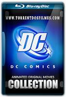 Coleção Filmes Animados da Dc Comics (28 filmes) Torrent Dublado – BluRay Rip 720p Dual Áudio