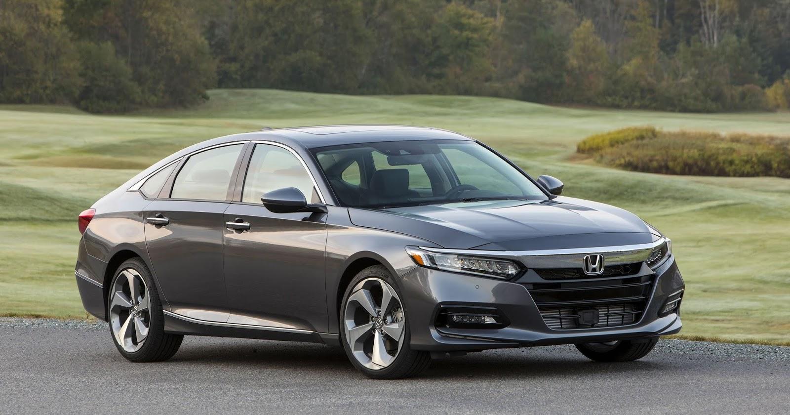 Honda Accord Turbo >> Review Mobil Baru First Impression Honda Accord Turbo 2019