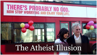 The Atheist Illusion is an informative and compelling video that deals with several subjects. It is well worth your time.