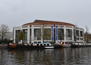 National Opera and Ballet building, Amsterdam, The Netherlands