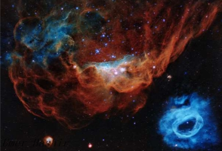 Scientists have determined that the universe is 13.8 billion years old