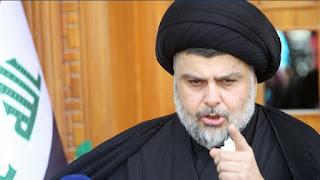 """حرب التصريحات : عادل عبدالمهدي يوجه رسالة قوية إلى مقتدى الصدر والأخير يرد عليه برسالة أقوى عنوانها """"ارحل"""""""