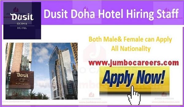 Qatar job with salary,