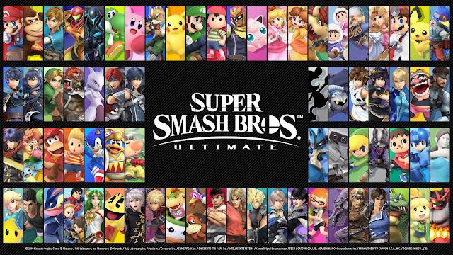 Super Smash Bros. Ultimate (Switch) - Uma retrospectiva de aniversário