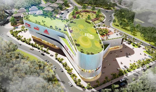 Dự án Sunshine Heritage Resort Phúc Thọ Hà Nội - Siêu Đô thị đẳng cấp ven sông