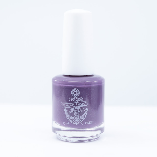 Anchor & Heart Lacquer Moon Child