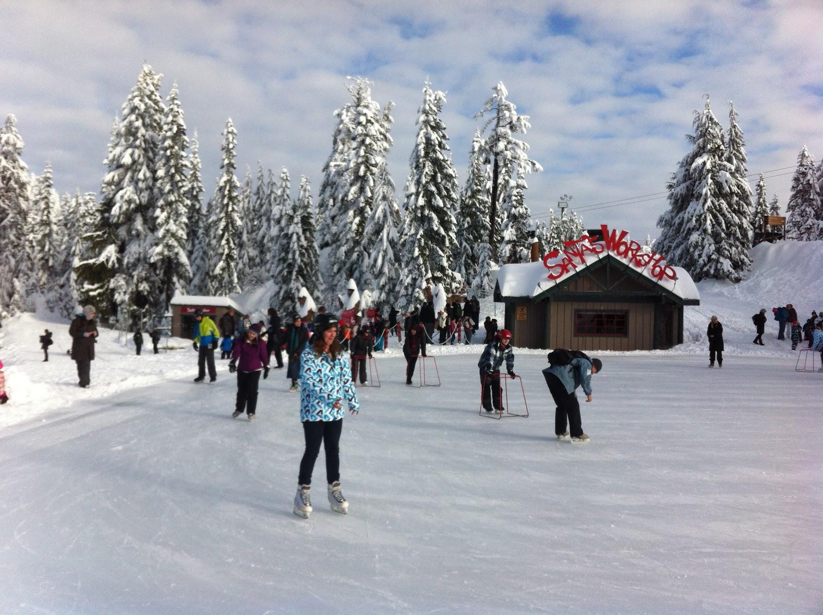 fb72d491ee49 Grouse Mountain Peak Of Christmas