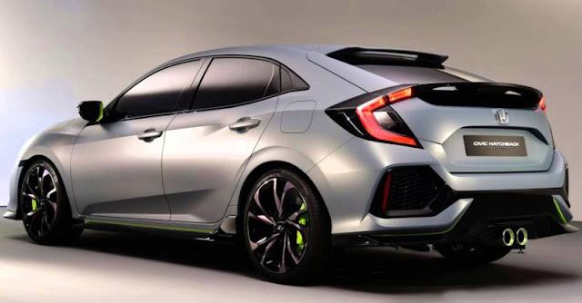 Honda Civic Hatchback American Comeback