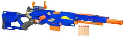 Súng nhắm Nerf Longstrike CS-6