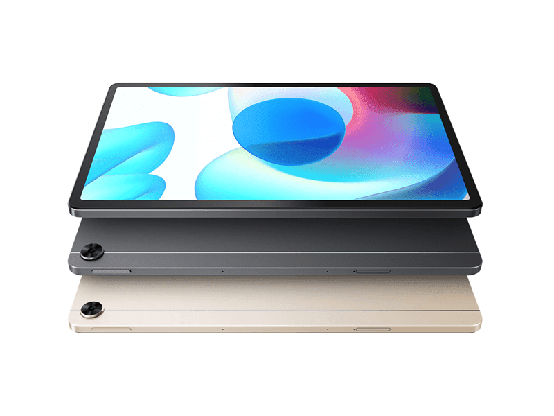 realme Pad with 10.4-inch screen, Helio G80, and 7,100mAh battery launched in India!