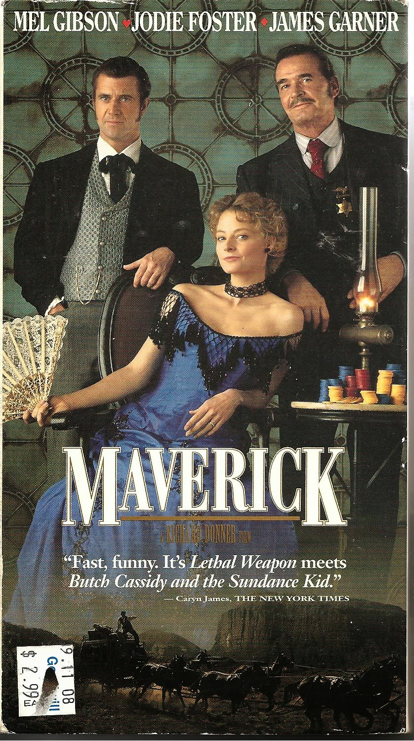 Schuster At The Movies Maverick 1994