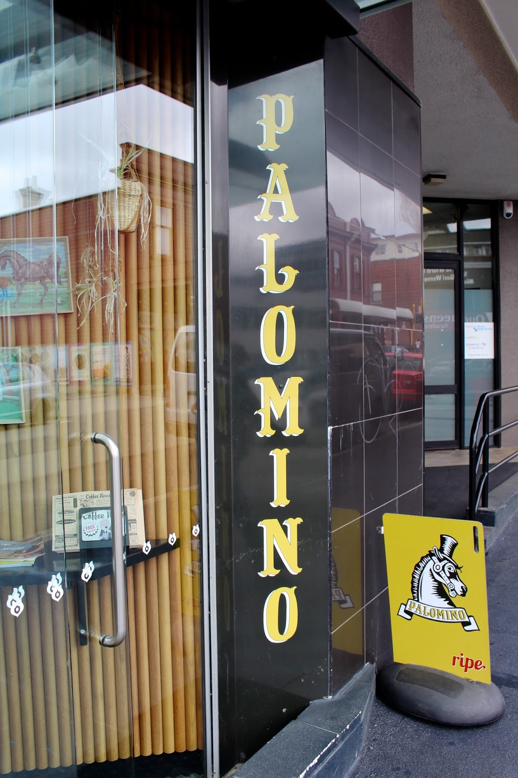 Wellington Guide + Food Hotspots Palomino Coffee