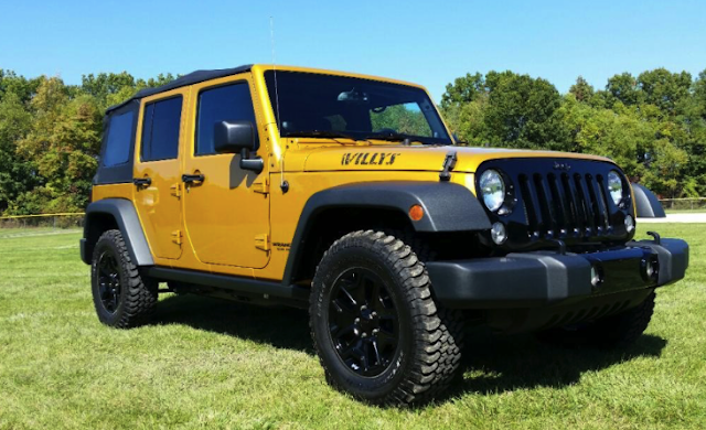 2018 Jeep Wrangler Automatic Review