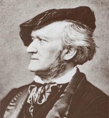 Richard Wagner por Hanfstaengl