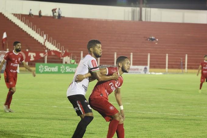 Ação empata em Rondonópolis e se garante na semifinal