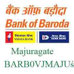 Vijaya Baroda Bank Majuragate‐Surat Branch New IFSC, MICR