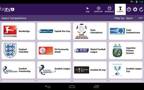 view the PSN Sport channels FREE       BEIN SPORTS CONNECT