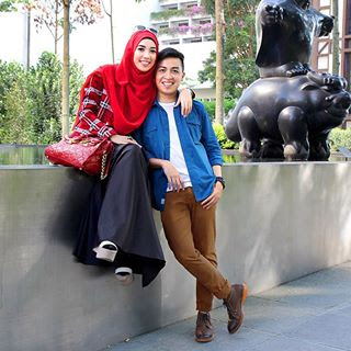 pasangan suami istri mirip