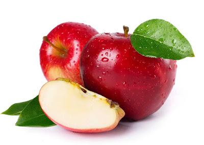 Cual es la dieta con la manzana roja