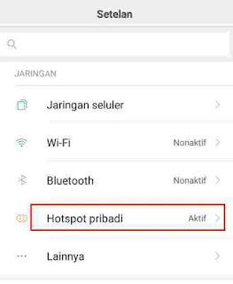 Cara Berbagi Sandi Wifi