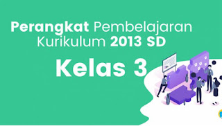 Download RPP Format 1 Lembar Mapel PJOK Kelas 3 K13 Revisi 2020 Semester 1