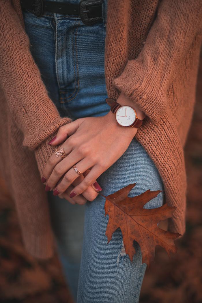 zegarek dw w stylizacjach