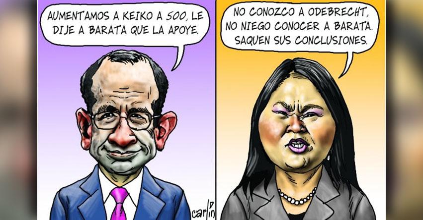 Carlincaturas Martes 27 Junio 2017 - La República