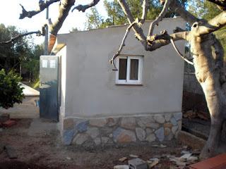 construcción caseta chalé reformas valencia