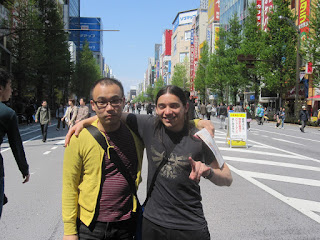 With Seo in Akiba!!!