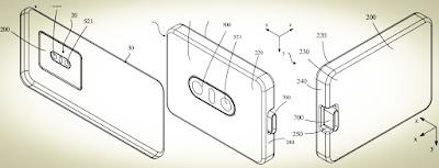براءة إختراع جديدة من Oppo تكشف عن بكاميرا خلفية قابلة للإزالة من وحدة الهاتف