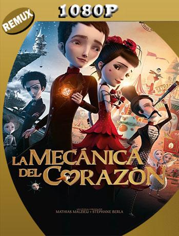 La Mecánica del Corazón (2014) Full HD Remux 1080p Latino [Google Drive] Tomyly
