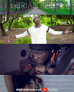 Video Brian Feel ft Jaco Beatz - Siamini