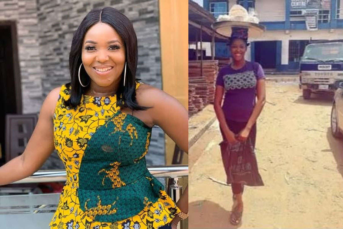 """""""I hawked bread to see myself to Uni"""" – Actress Biola Adebayo shares her grass to grace story"""
