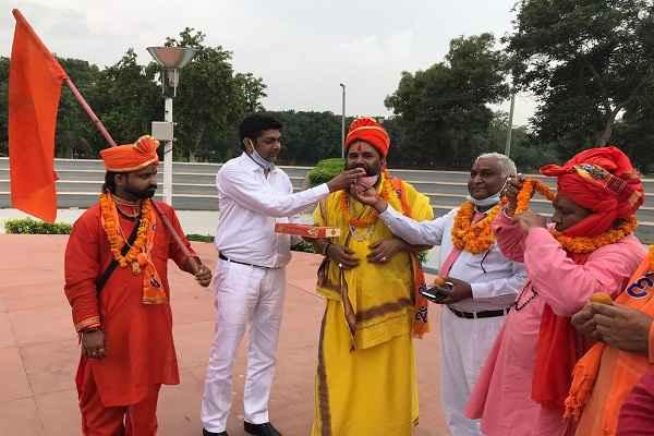 advocate-rajesh-khatana-dr-mp-singh-celebrate-ram-mandir-nirman