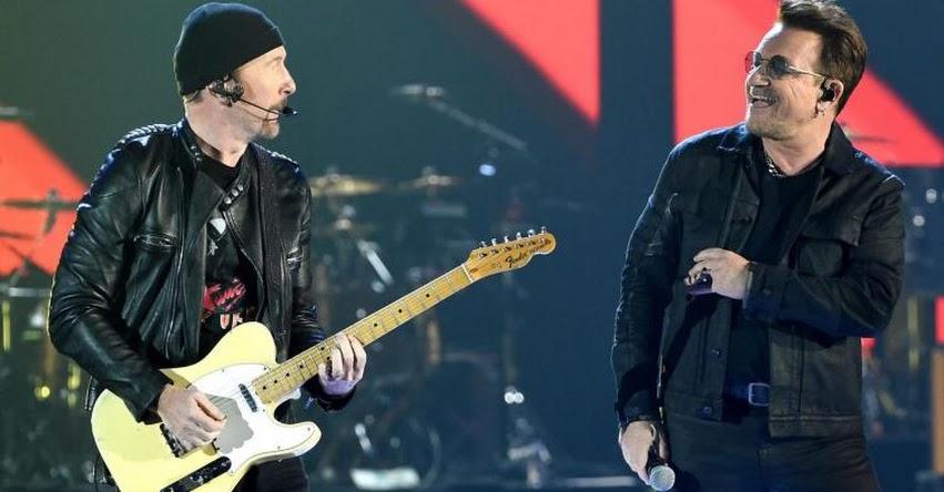 U2 EN PERÚ 2017: Banda liderado por Bono tocaría en Lima el 24 de octubre