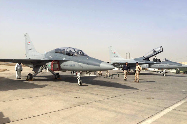 Iraq receives new batch T-50