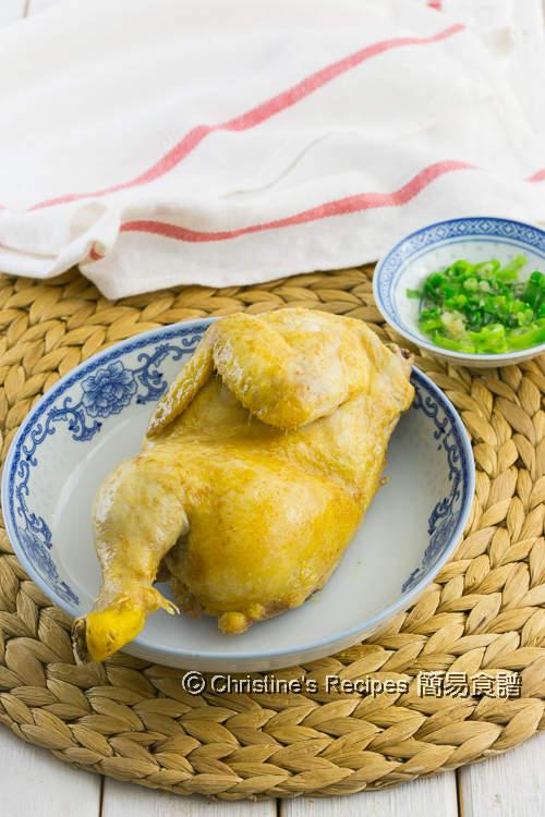 焗紙包雞 【原味原汁】 Baked Chinese Chicken Parcel