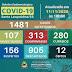 Boletim Epidemiológico Covid-19| 11/11/2020
