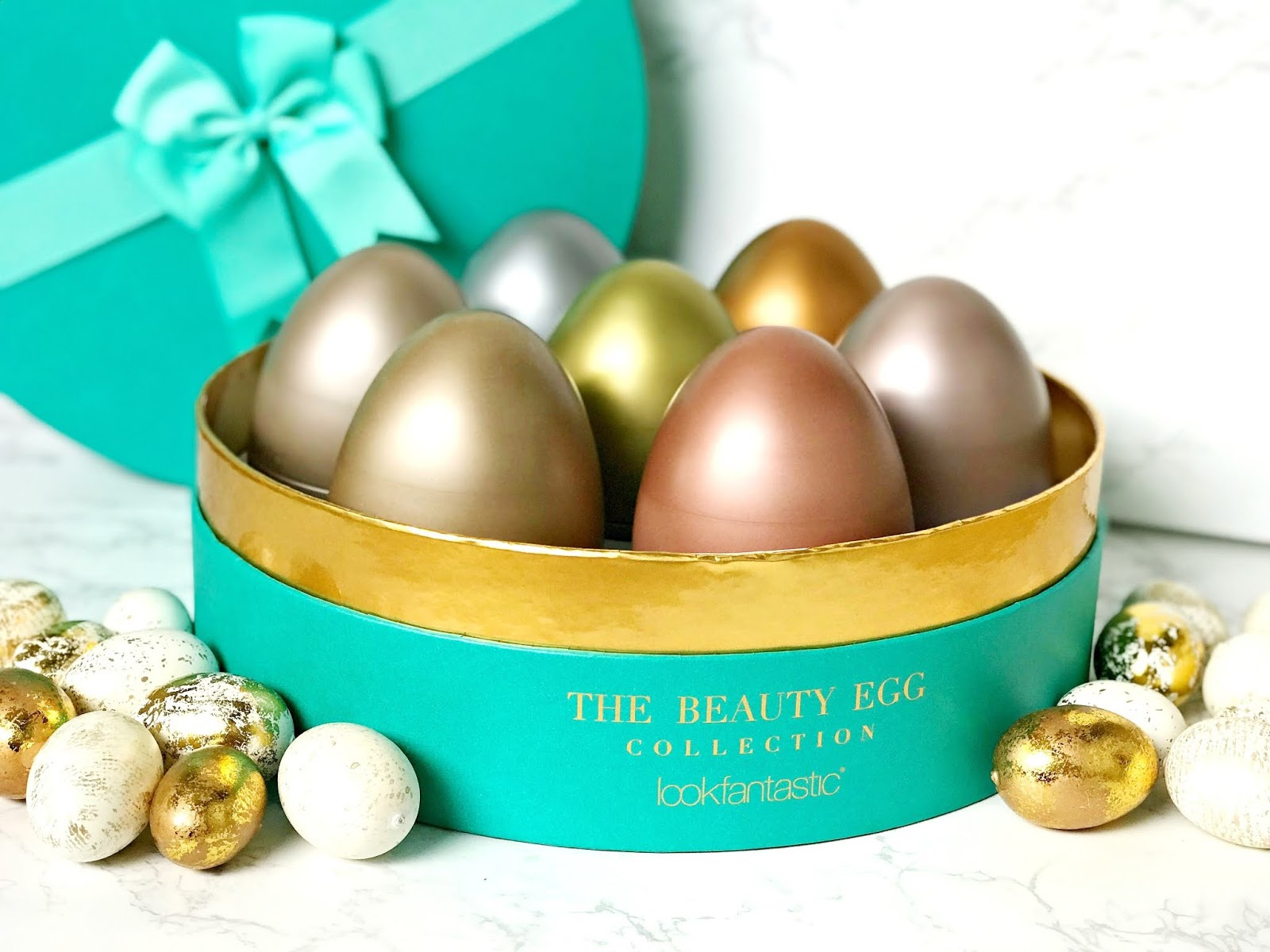 Look Fantastic Limited Edition 2019 Beauty Egg Collection Contents & Review