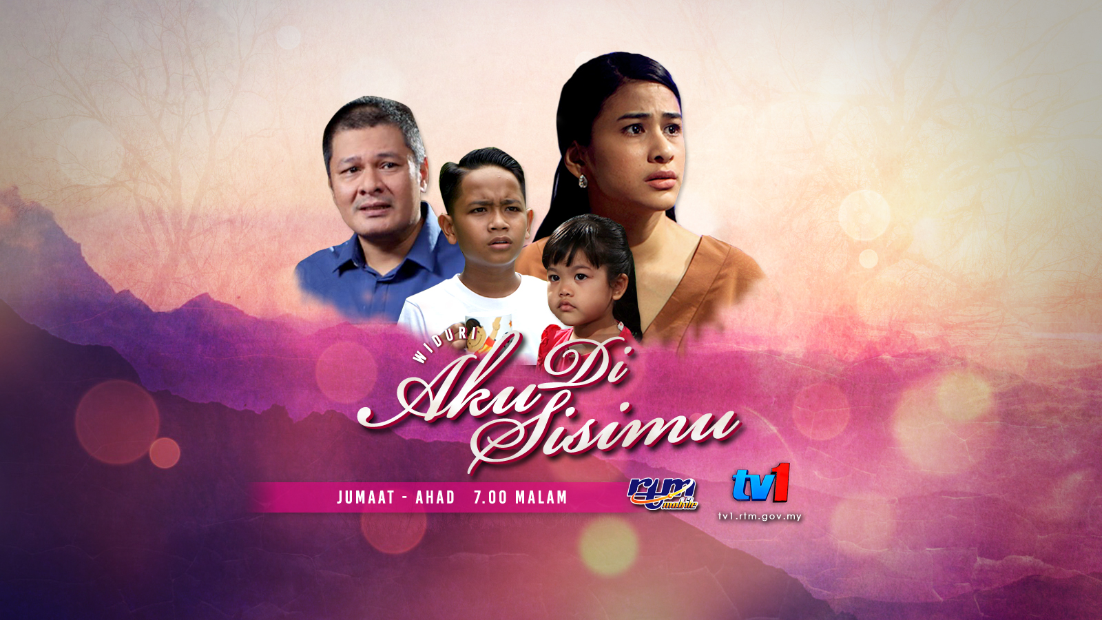 Tonton Aku Di Sisimu (TV1) Streaming