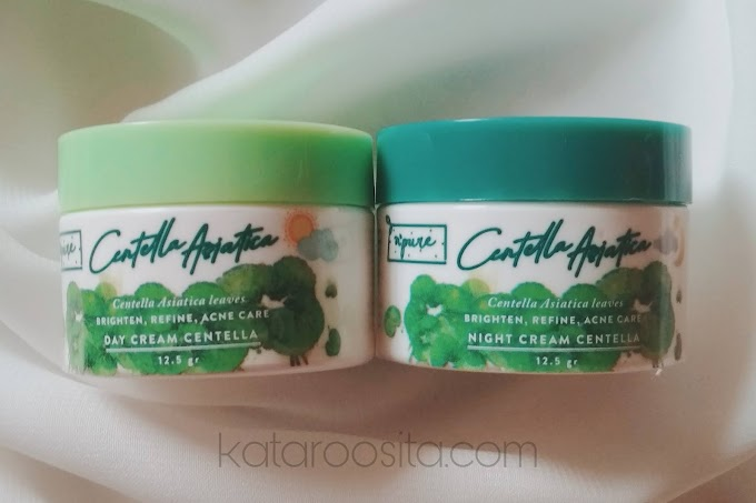 Review N'PURE CICA Day & Night Cream